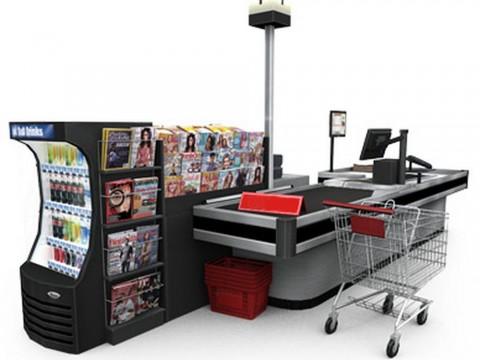 Estanterías y Mobiliario tiendas hostelería